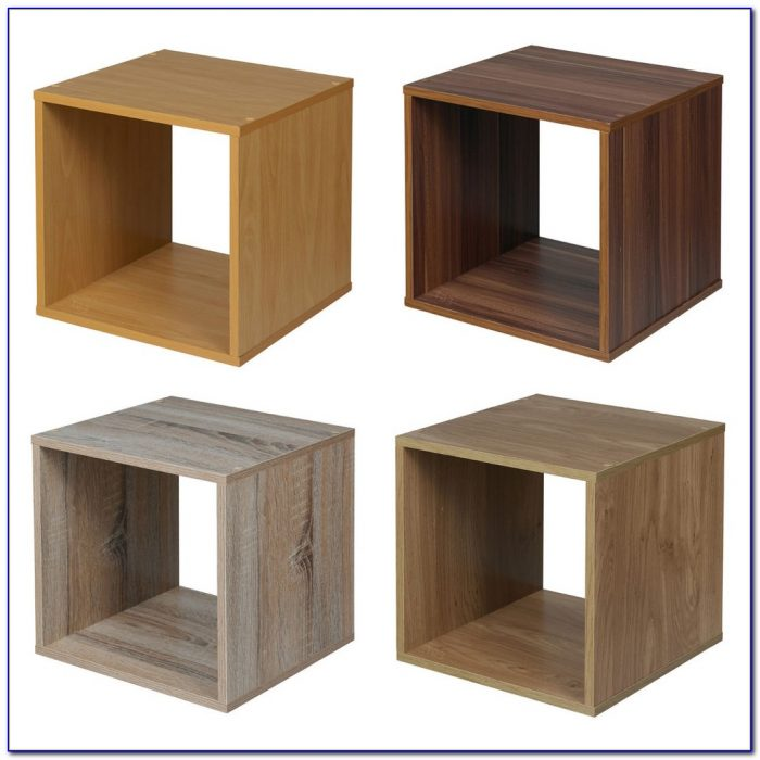 Bookcase Cube Shelves