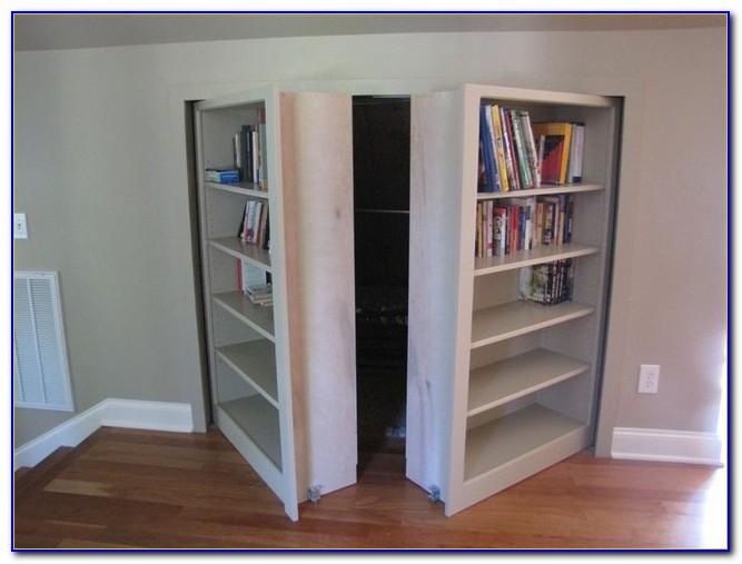 Bookcase Door Hardware