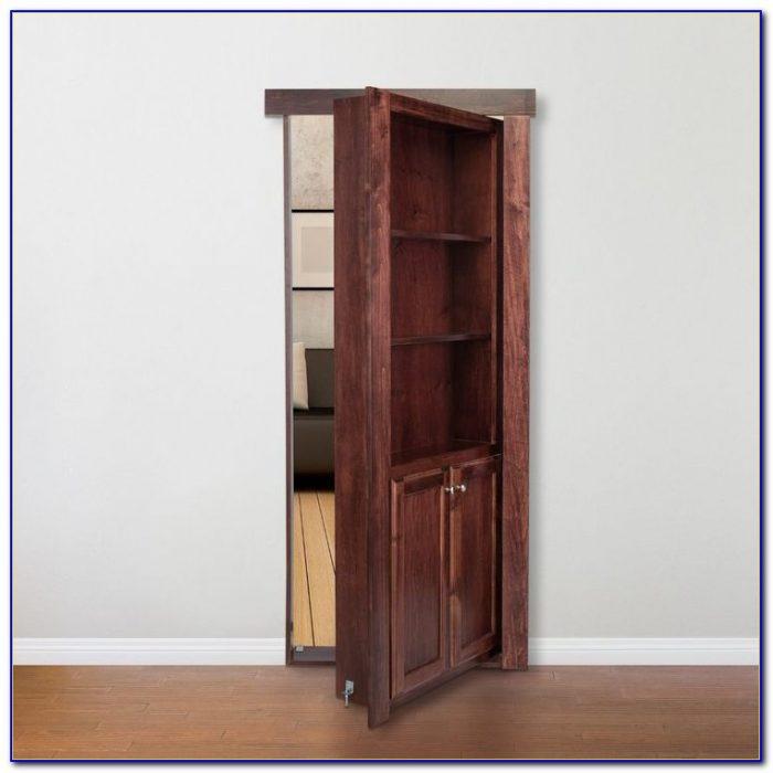 Bookcase Door Hinges