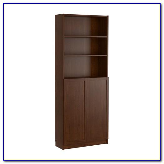 Bookcase Glass Doors Plans