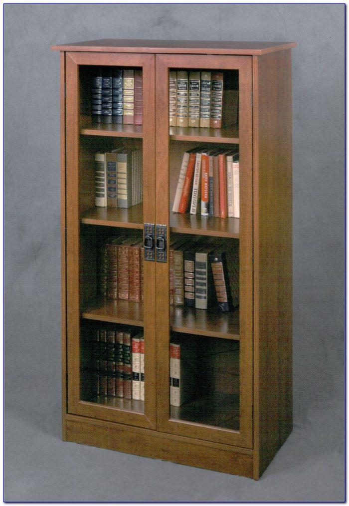 Bookcase Glass Doors Uk