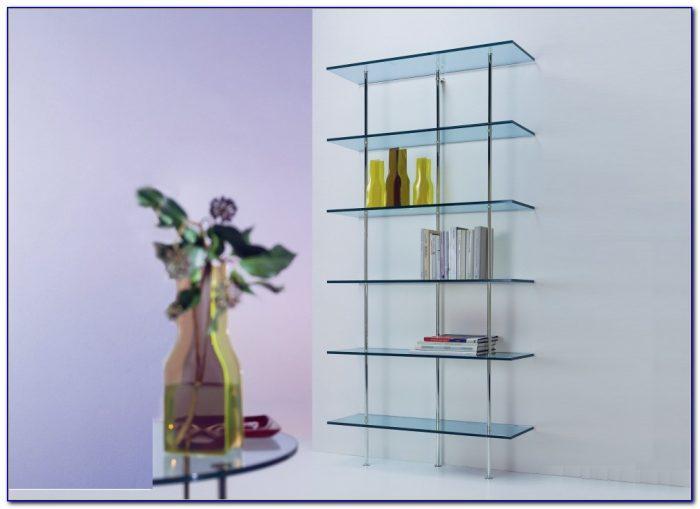 Bookcase Glass Shelf