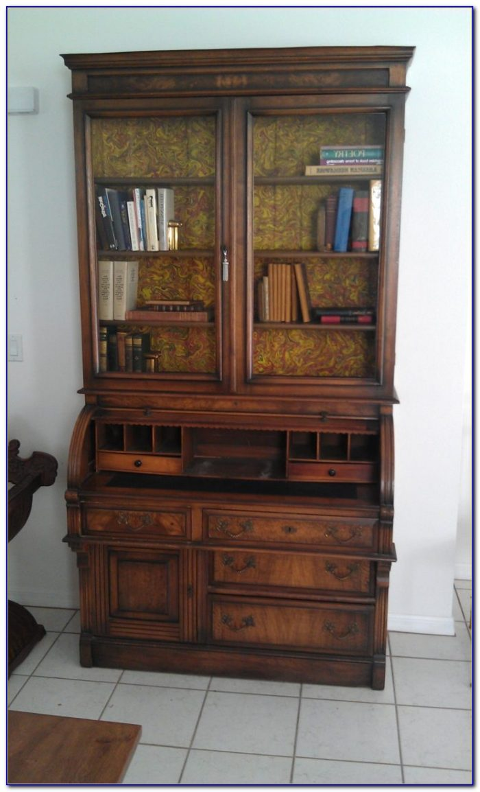 Bookcase Hutch Top