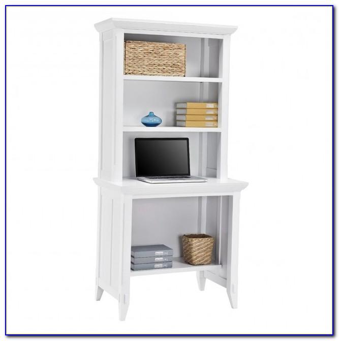 Bookcase Hutch White