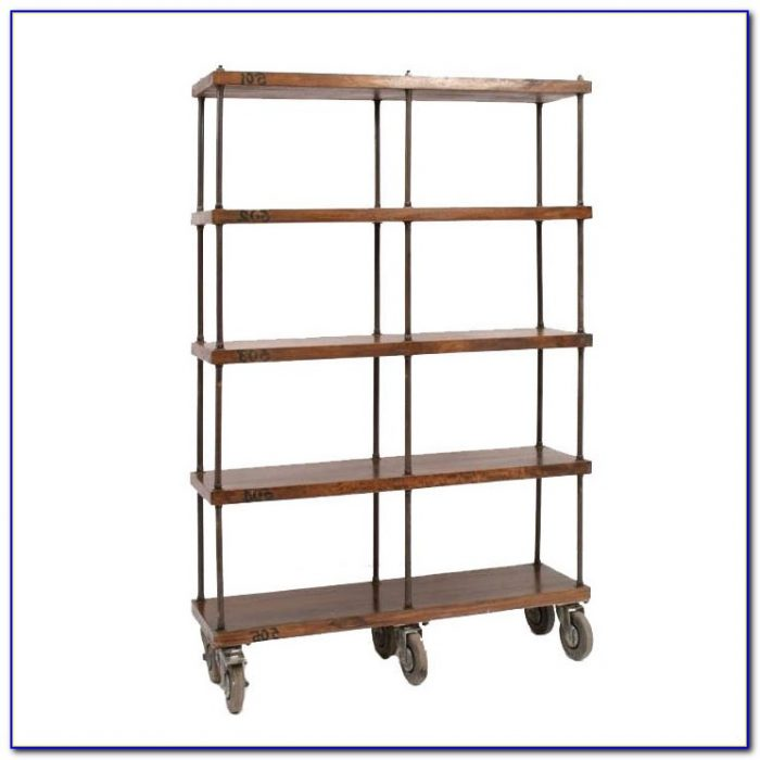 Bookcases On Wheels