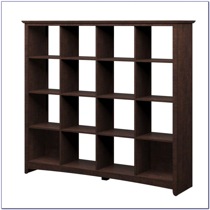 Bookshelf As Room Divider