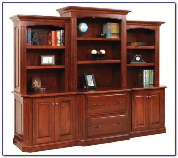 Bookshelf Filing Cabinet