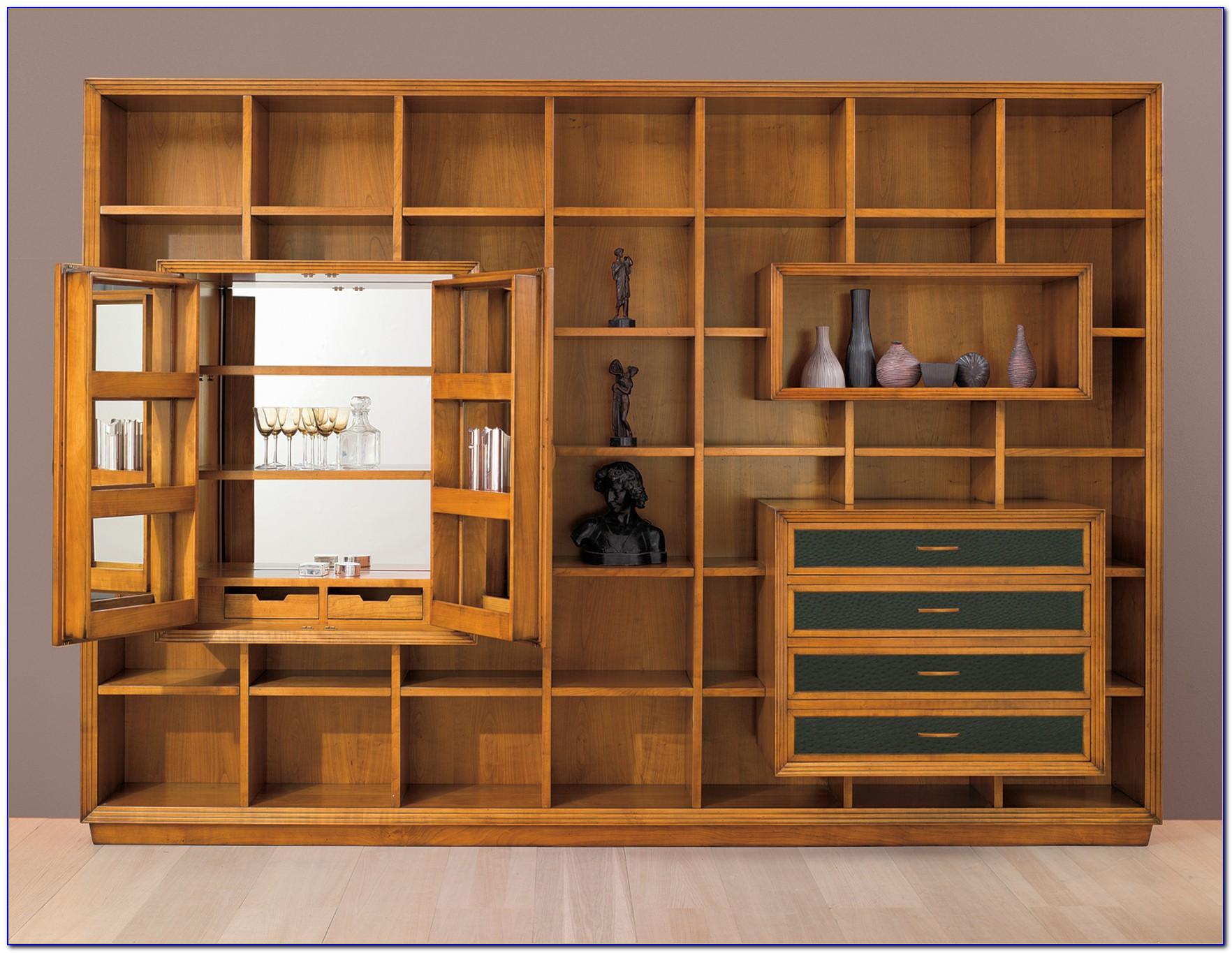 Bookshelf Wall Units