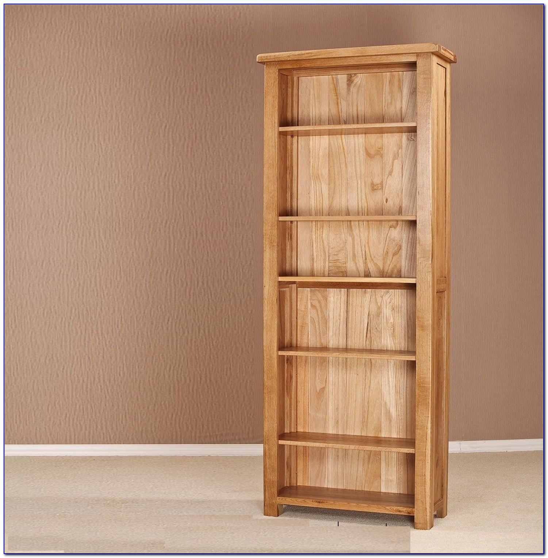 Bookshelf With Adjustable Shelves