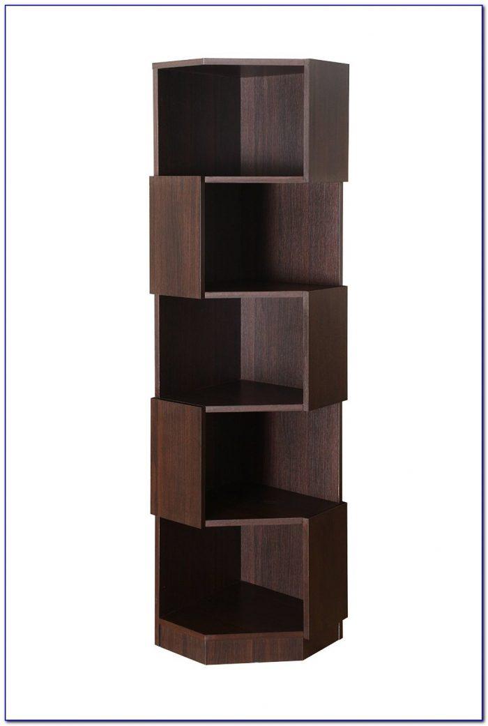 Carson 5 Shelf Bookcase Espresso
