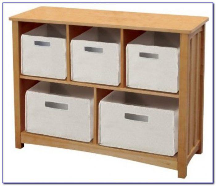 Costco Bookcase With Bins