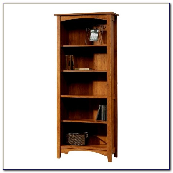 Craftsman Style Bookcase
