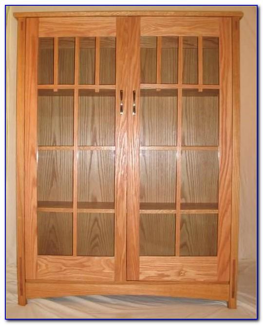 Craftsman Style Bookshelf