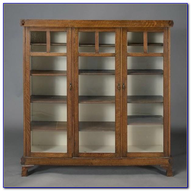 Craftsman Style Shelves