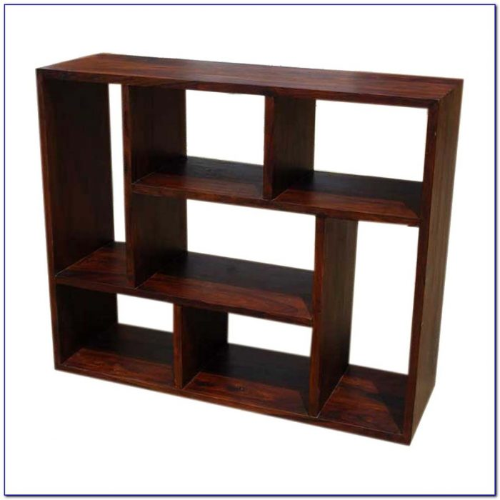 Cube Shelving Wood