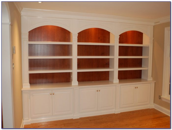 Custom Built Bookcases Atlanta