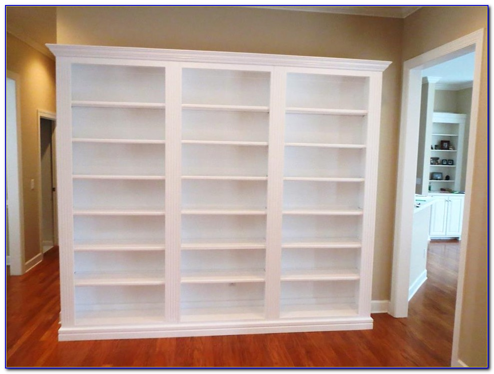 Custom Built Bookcases Uk