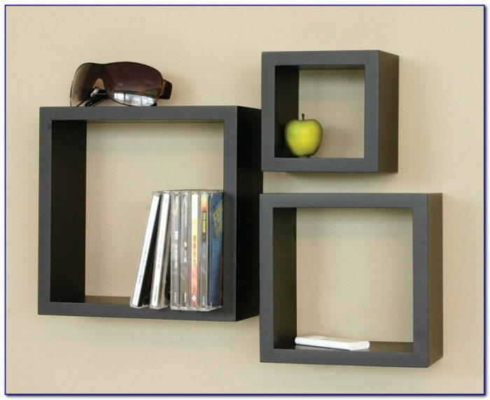 Diy Wall Hanging Bookcase