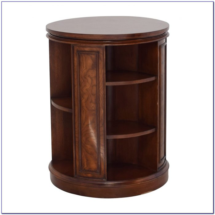 End Table Bookcase