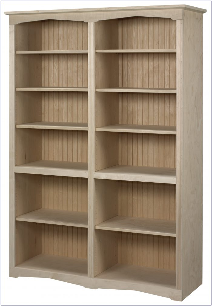 Extra Deep Bookcase With Drawers