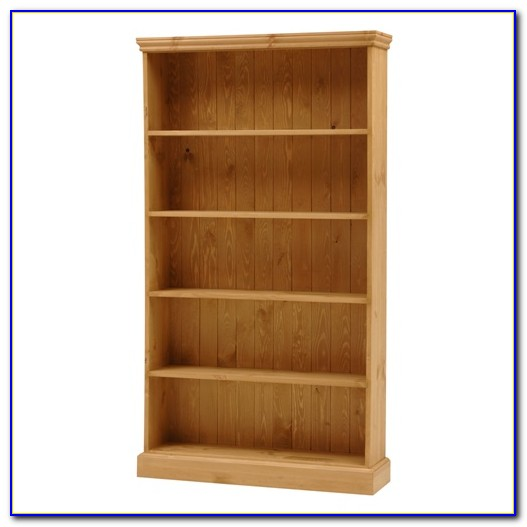 Extra Wide Bookshelf