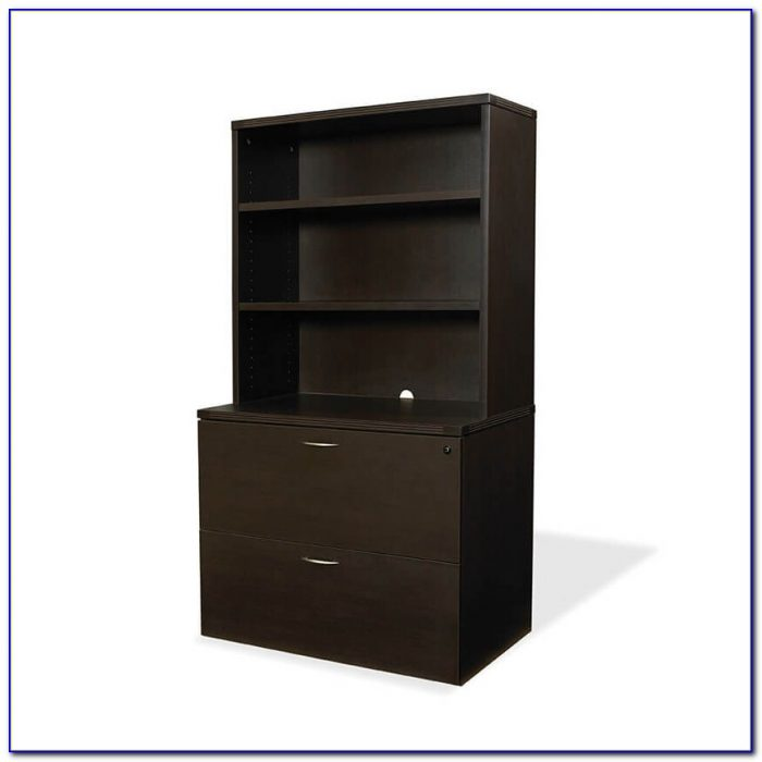 File Cabinet Bookcase Combo