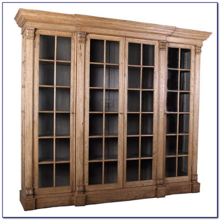 Lawyer Glass Front Bookcases Bookcase Home Design