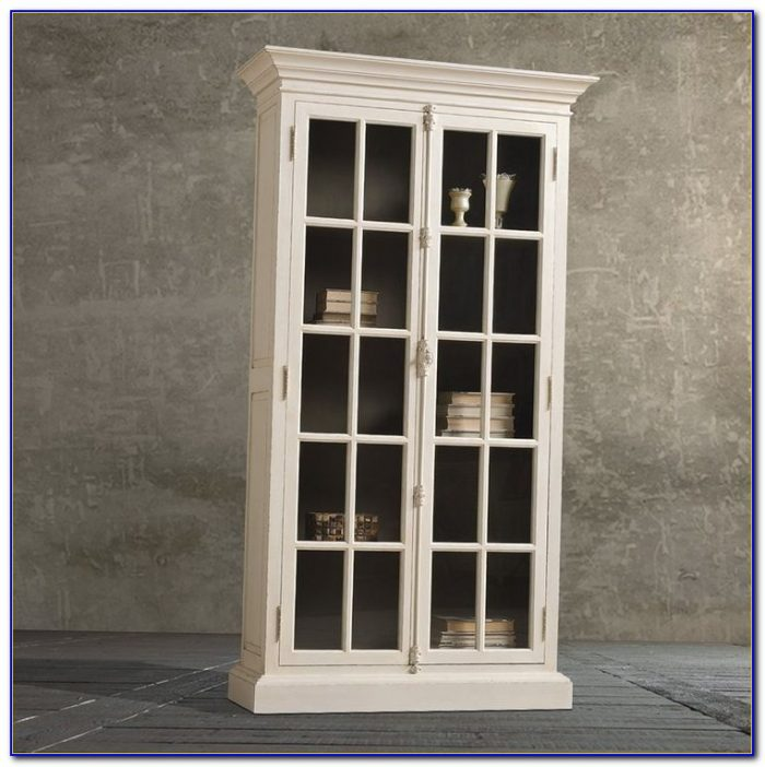 How To Build The Billy Bookcase With Glass Doors