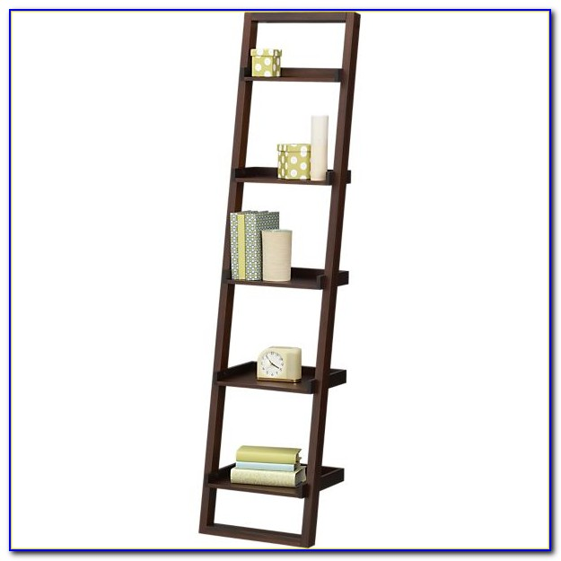 How To Make A Leaning Bookcase