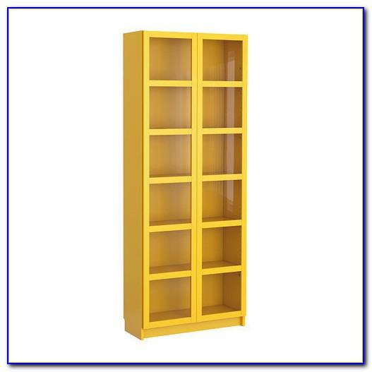 Ikea Bookcase Glass Shelves