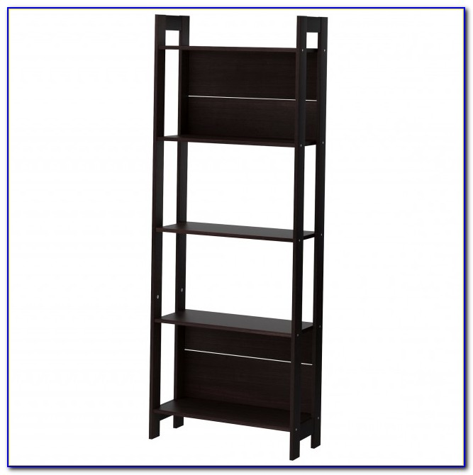 ikea ladder shelf bookcase home design ideas. Black Bedroom Furniture Sets. Home Design Ideas