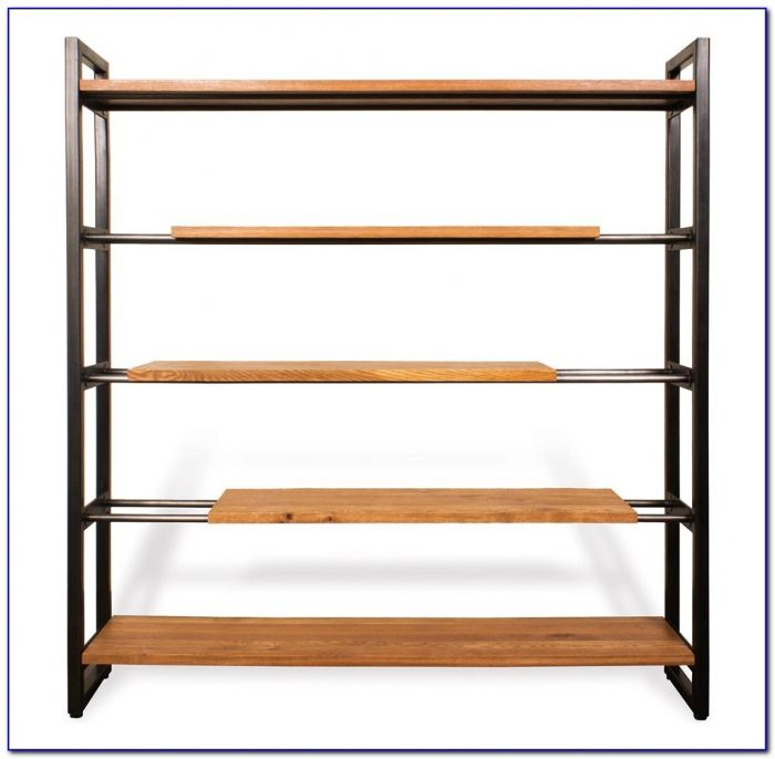 Industrial Modern Bookshelf
