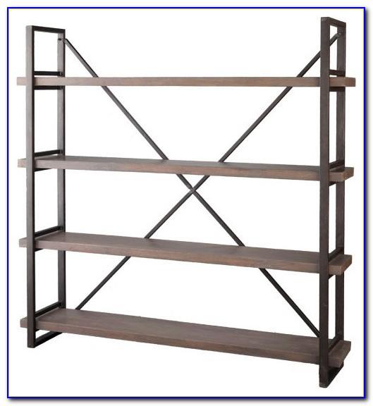 Iron Wood Bookcase