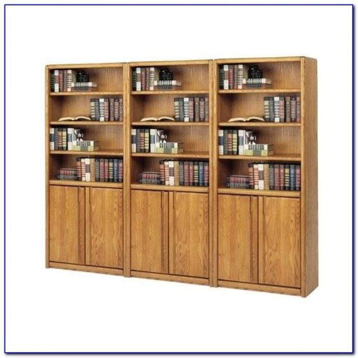 Kathy Ireland White Bookcase