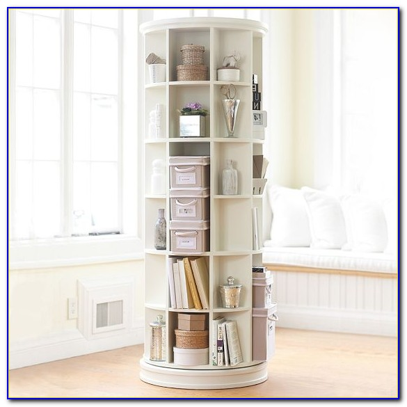 Kids Revolving Bookcase