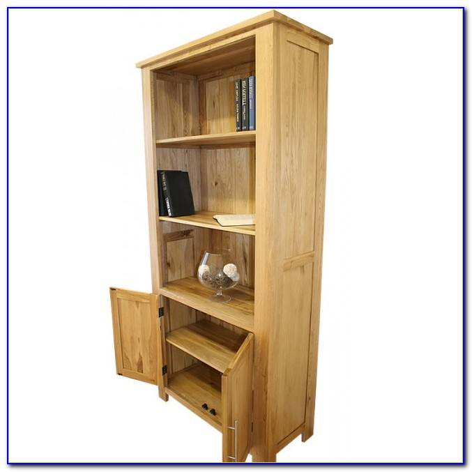 Light Oak Bookcase With Drawers Bookcase Home Design