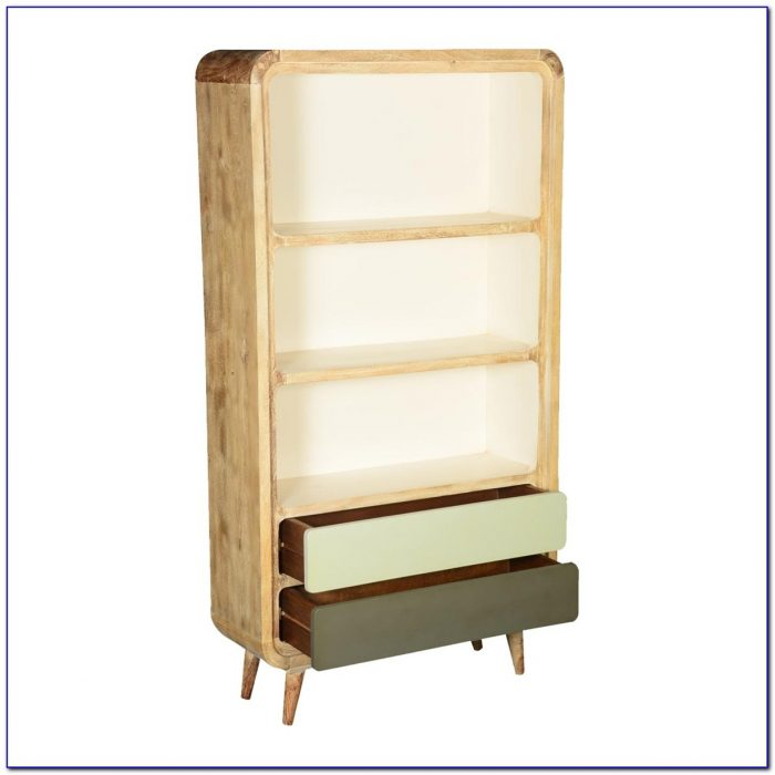 Mango Wood Bookcase Sydney