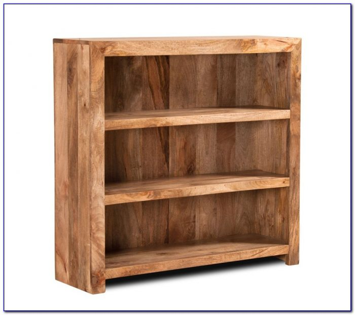 Mango Wood Bookcase Uk
