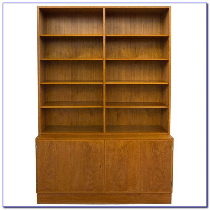 Mid Century Modern Bookcase