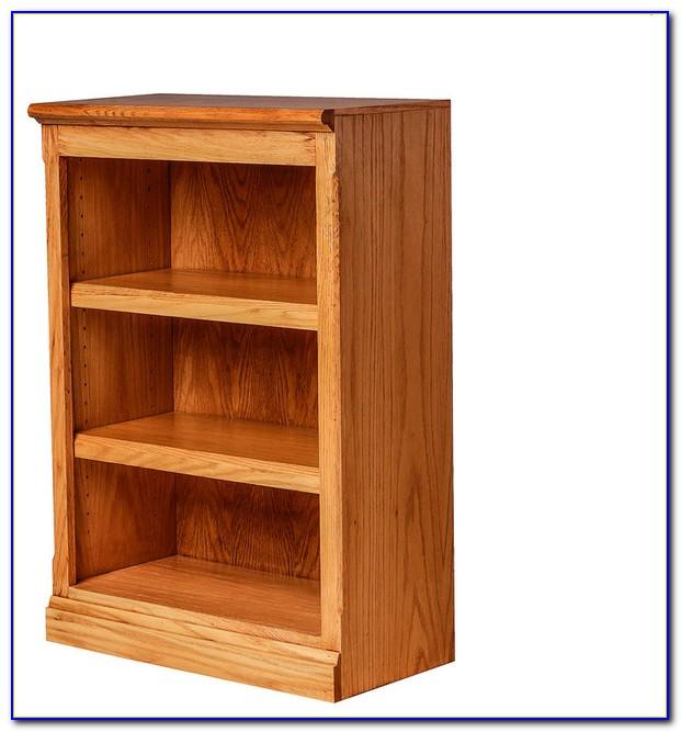 Mission Oak Revolving Bookcase