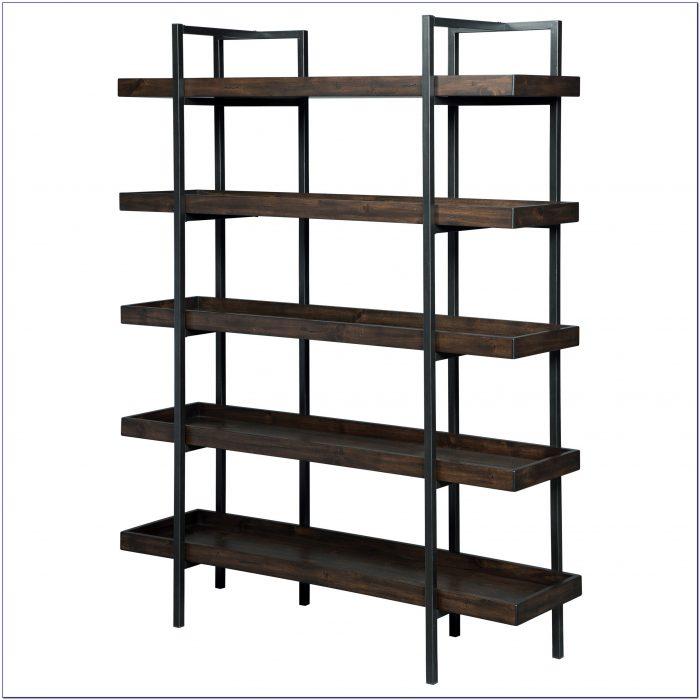 Modern Industrial Bookcase