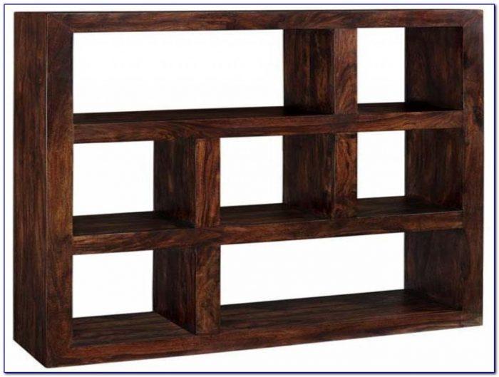 Modern Wood Bookshelves