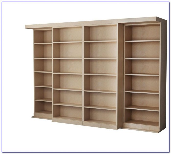 Murphy Bed With Shelves