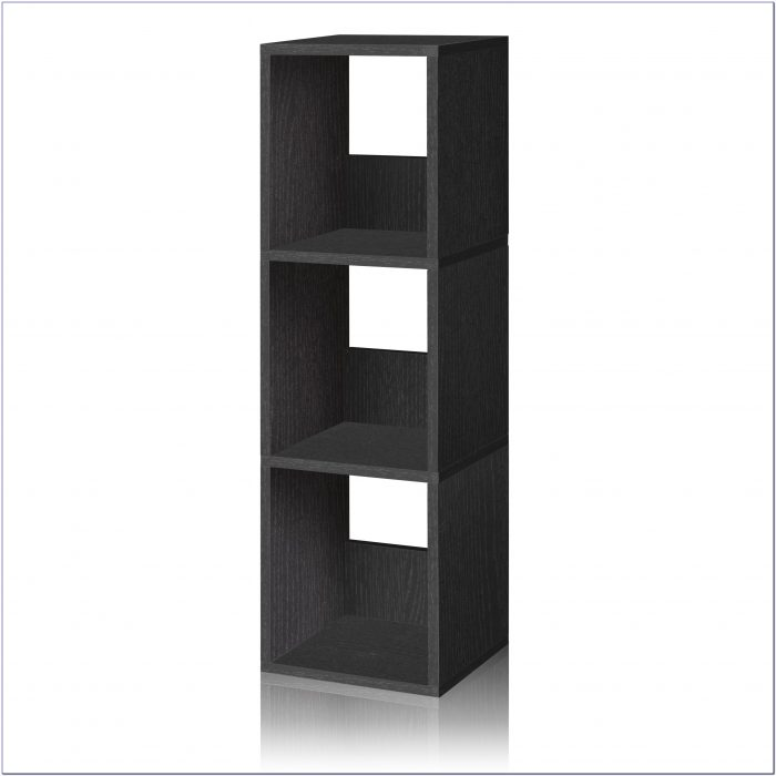 Narrow Cube Shelving