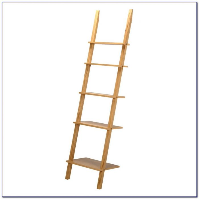 Narrow Ladder Shelf Australia