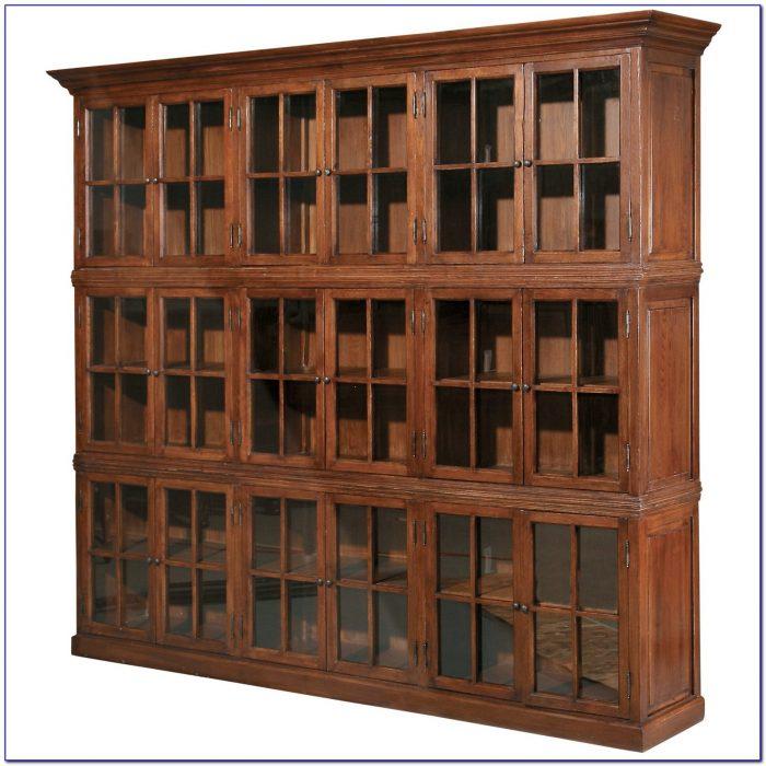 Oak Furniture Bookcase