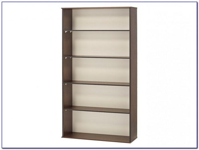 Open Back Shelves Bookcases Bookcase Home Design Ideas