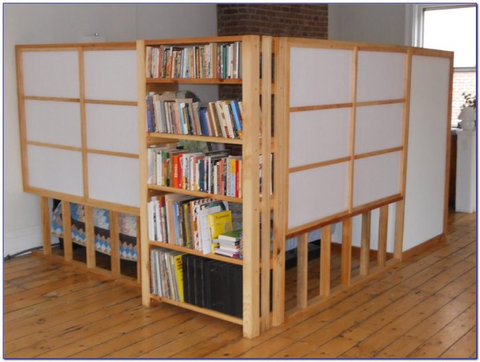 Open Bookcase Room Divider Ikea