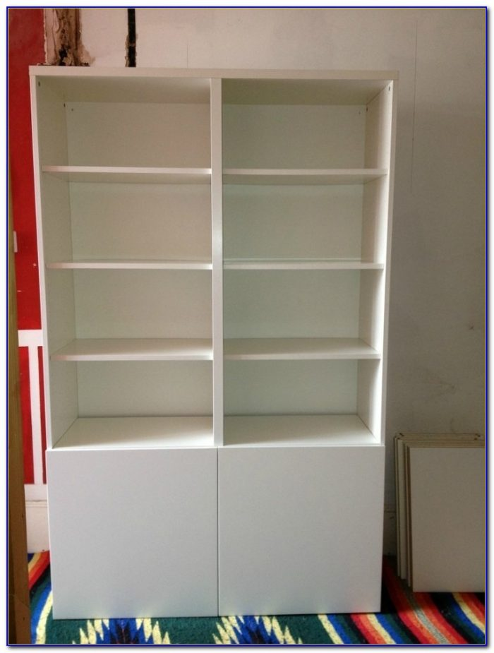 Open Bookcase Shelving Units