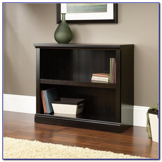 Sauder 2 Shelf Bookcase Black